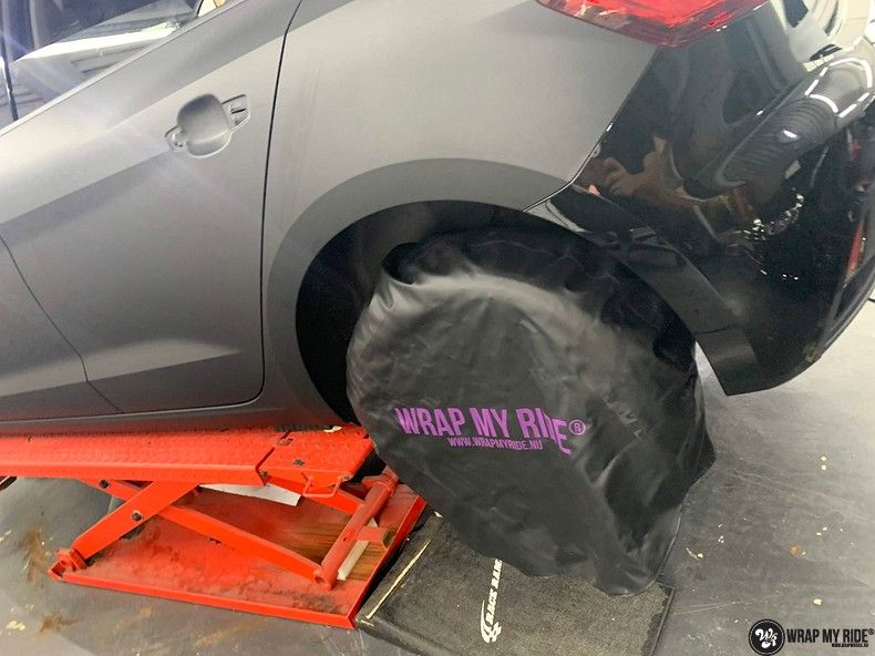Audi A1 2019 Deltaworx, Carwrapping door Wrapmyride.nu Foto-nr:12931, ©2021