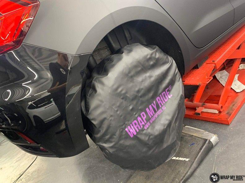 Audi A1 2019 Deltaworx, Carwrapping door Wrapmyride.nu Foto-nr:12933, ©2021