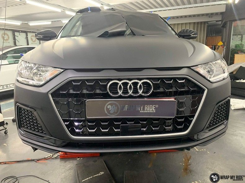 Audi A1 2019 Deltaworx, Carwrapping door Wrapmyride.nu Foto-nr:12937, ©2021