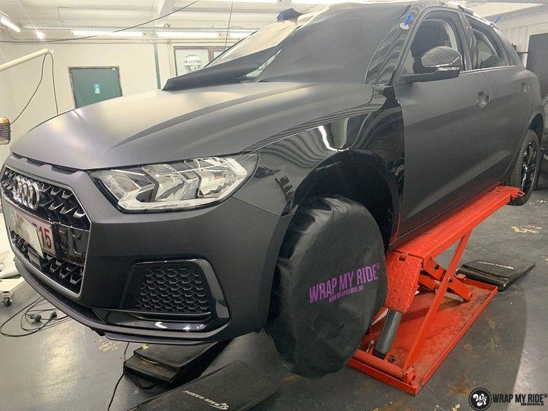 Audi A1 2019 Deltaworx, Carwrapping door Wrapmyride.nu Foto-nr:12939, ©2021