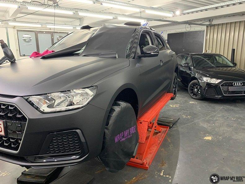 Audi A1 2019 Deltaworx, Carwrapping door Wrapmyride.nu Foto-nr:12940, ©2021