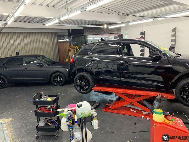 Audi A1 2019 Deltaworx, Carwrapping door Wrapmyride.nu Foto-nr:12943, ©2021