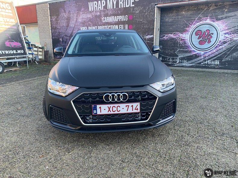 Audi A1 2019 Deltaworx, Carwrapping door Wrapmyride.nu Foto-nr:12950, ©2021