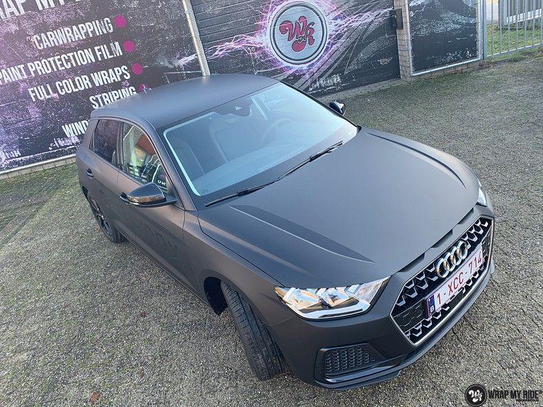 Audi A1 2019 Deltaworx, Carwrapping door Wrapmyride.nu Foto-nr:12953, ©2021
