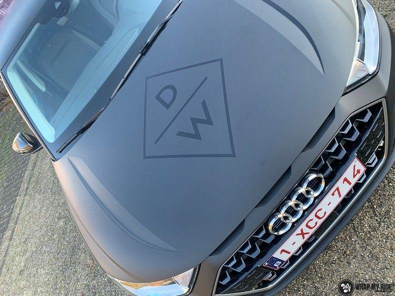 Audi A1 2019 Deltaworx, Carwrapping door Wrapmyride.nu Foto-nr:12960, ©2021
