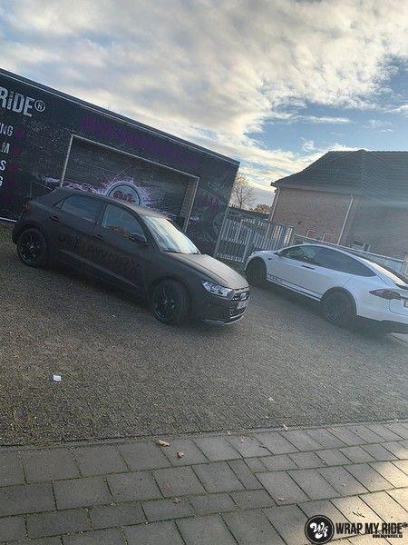 Audi A1 2019 Deltaworx, Carwrapping door Wrapmyride.nu Foto-nr:12963, ©2021