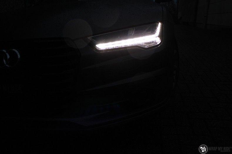 Audi A7 S-line Satin Dark Grey, Carwrapping door Wrapmyride.nu Foto-nr:10575, ©2021