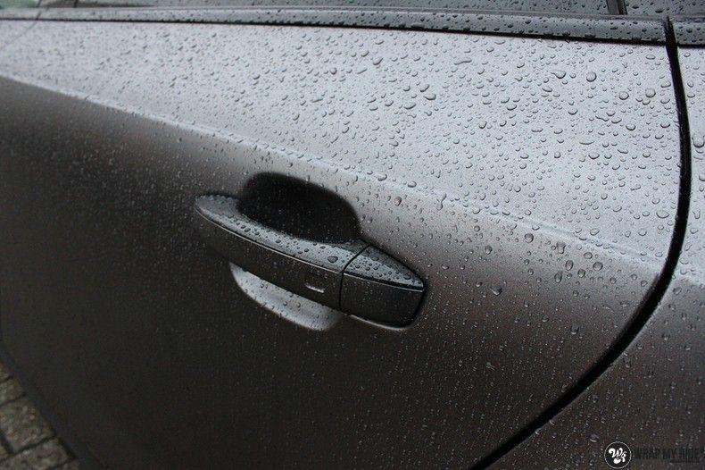 Audi A7 S-line Satin Dark Grey, Carwrapping door Wrapmyride.nu Foto-nr:10566, ©2021