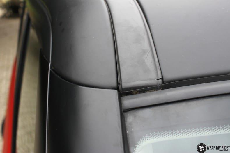Range Rover Sport in Smoldering Satin Red, Carwrapping door Wrapmyride.nu Foto-nr:10296, ©2021