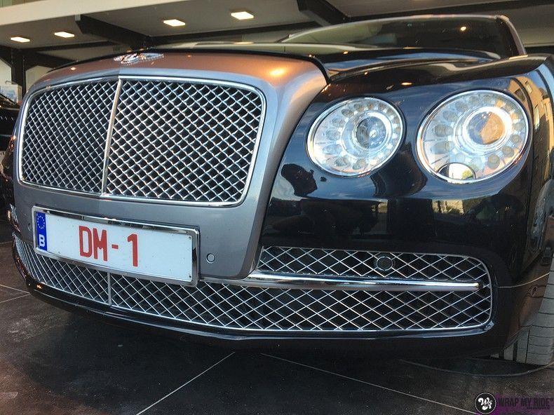 Bentley Flyingspur 2-tone, Carwrapping door Wrapmyride.nu Foto-nr:12460, ©2021