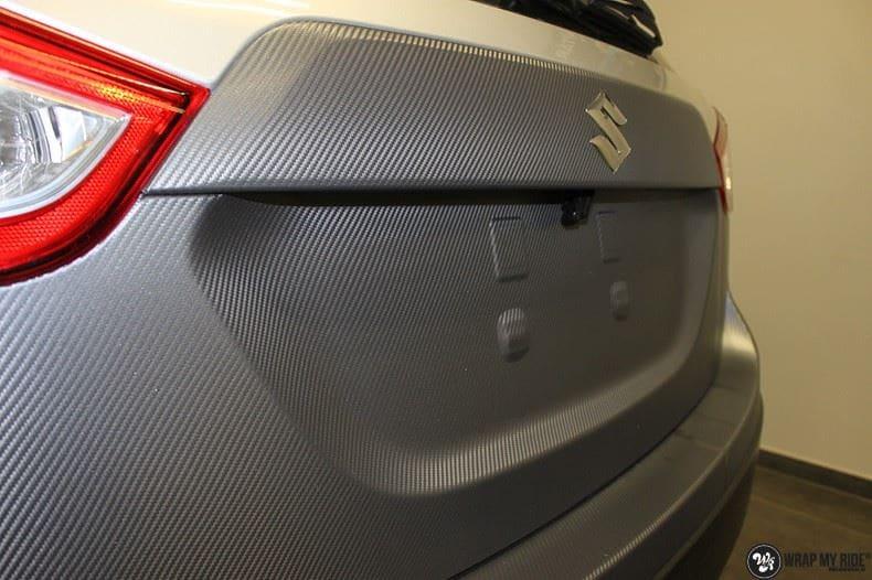 Suzuki S-cross, Carwrapping door Wrapmyride.nu Foto-nr:8290, ©2021