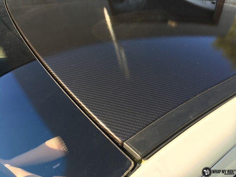 Peugeot 307 3m satin white pearl, Carwrapping door Wrapmyride.nu Foto-nr:11708, ©2021