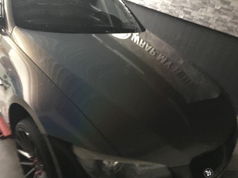 BMW E92 Coupe 3M gloss flip Psycedelic, Carwrapping door Wrapmyride.nu Foto-nr:10266, ©2021