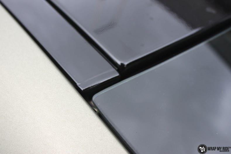 BMW F30 Matte Midnight Sand, Carwrapping door Wrapmyride.nu Foto-nr:9027, ©2021