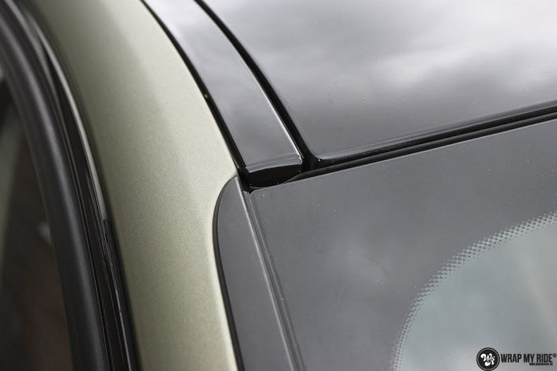 BMW F30 Matte Midnight Sand, Carwrapping door Wrapmyride.nu Foto-nr:9026, ©2021