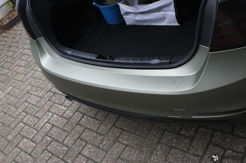 BMW F30 Matte Midnight Sand, Carwrapping door Wrapmyride.nu Foto-nr:9020, ©2021