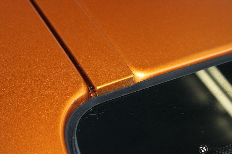 Maserati ghibli satin canyon copper, Carwrapping door Wrapmyride.nu Foto-nr:11588, ©2021