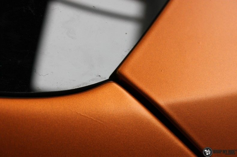 Maserati ghibli satin canyon copper, Carwrapping door Wrapmyride.nu Foto-nr:11589, ©2021
