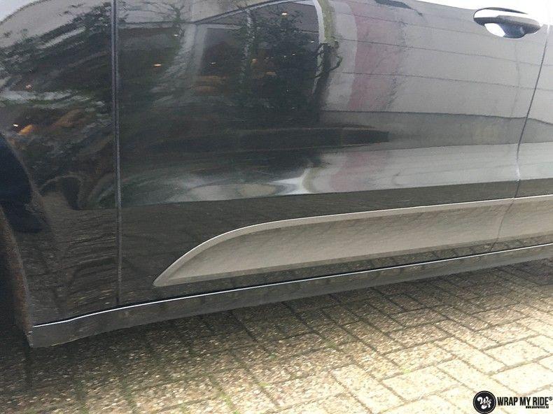 Porsche Macan Carbon accenten, Carwrapping door Wrapmyride.nu Foto-nr:10813, ©2021