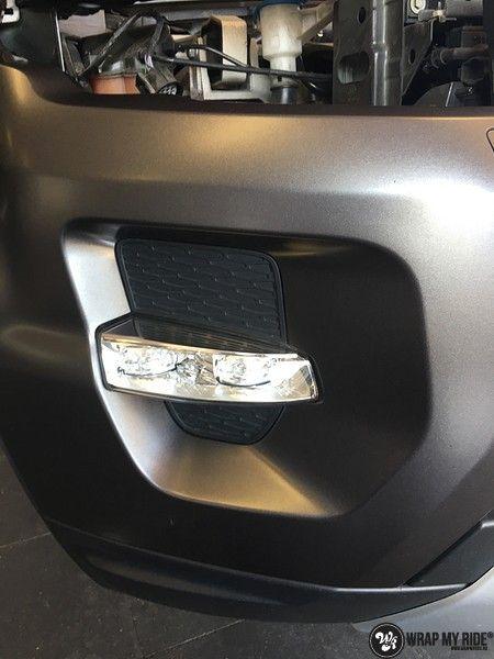 Range Rover Evoque Satin Dark Grey, Carwrapping door Wrapmyride.nu Foto-nr:11017, ©2021